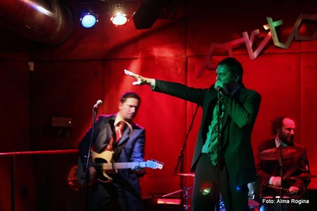 Dobrodelni koncert v Orto baru - Ana Pupedan