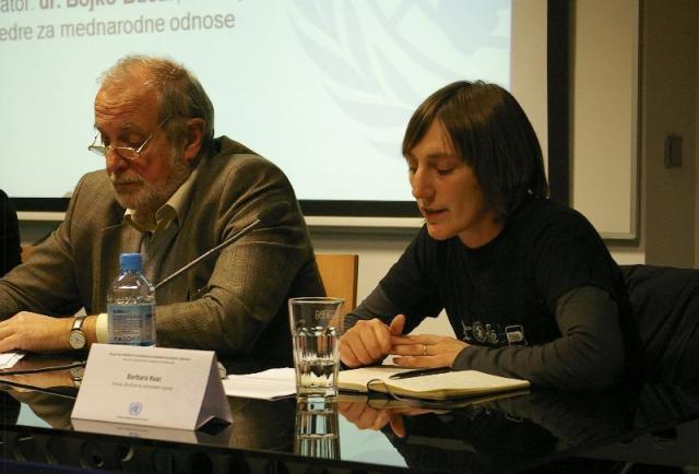 Bojko Bučar, Društvo za ZN in Barbara Kvac, Fokus