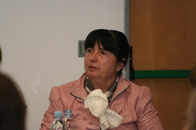 Izr. prof. dr. Sonja Novak Lukanovič, članica Slovenske nacionalne komisije za UNESCO in direktorica INV